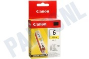 Inktcartridge BCI 6Y yellow