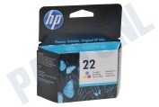 HP 22 Inktcartridge No. 22 Color