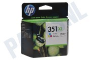 HP 351 XL Inktcartridge No. 351 XL Color