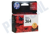 HP 364 Photo Black Inktcartridge No. 364 Photo Black