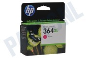 HP 364 XL Magenta Inktcartridge No. 364 XL Magenta