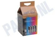 Inktcartridge LC 1000/970 Multipack