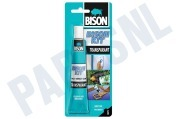 Bison 6305948 Wasmachine Lijm BISON -KIT- transparant kontaktlijm