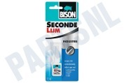 Lijm BISON secondelijm +25% extra