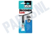 Bison 1490269 Wasmachine Lijm BISON -SUPER- secondenlijm gel