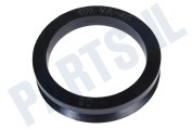 Whirlpool 481253068001 Wasmachine Afdichtingsrubber V rubber V40 WA 9340-9440
