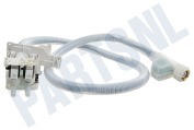Siemens 667327, 00667327 Wasmachine Slang Toevoer -incl. waterslot- 1,5mtr WM14S79118, WAS20441OE16
