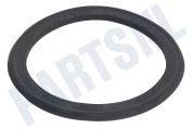 Progress 1260616014 Wasmachine Afdichtingsrubber van filter ZWG3104, ZWG3106, FA1023