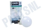 472746 Calex LED Kogellamp 240V 3Watt  E27 P45, Flame 200 lumen