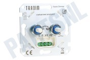 2494 Tradim RC Duo Dimmer