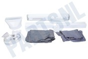 AEG 9009232191  AWK03 Premium Window Kit Voor draagbare airconditioners