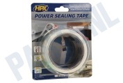 HPX PS3802 Power Sealing  Tape Semi-Transparant 38mm x 1,5m Reparatie-/Afdichtingstape, 38mm x 1,5 meter