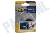 HPX ZC30 Alu  Tape 50mm x 5m Reparatie Afdichtingstape, 50mm x 5 meter