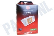 Hoover 35601663 Stofzuiger H75 Pure Epa A Cubed Silence, Optimum Power, Thunder Space