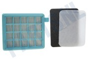 Philips 432200493801 Filter Hepa filter 146x126x35mm FC8470, FC8471, FC8472, FC9322, FC9531