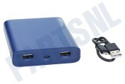 B10A GP B-Series Powerbank 10000mAh Deep Blue