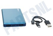 MP10MA GP Portable Powerbank 10000mAh Blue
