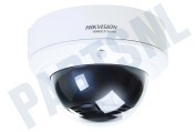 Hiwatch 311303380  HWI-D640H-Z HiWatch Dome Outdoor Camera 4 Megapixel 4MP, POE, H.265+