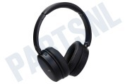 JVC HAS90BNBE Hoofdtelefoon HA-S90BN-B JVC Premium Sound iPod, iPhone, iPad en Android