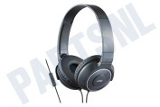 JVC HASR225BE Hoofdtelefoon HA-SR225-B Superiour Sound Lichtgewicht Hoofdtelefoon iPhone, iPad, Android en BlackBerry