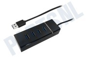 Ewent  EW3751 USB Audio Adapter PC en notebook