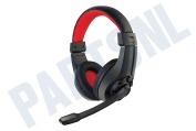 Play  GHS-01 Gaming Headset Stereo 3.5mm jackplug