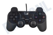Ewent  PL3330 Wired USB Gamepad PC, Laptop