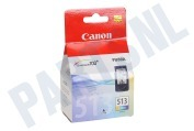 Canon 1426743  Inktcartridge CL 513 Color MP240, MP260, MP480