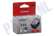 Canon 2005118  Inktcartridge CL 546 XL Color Pixma MG2450, MG2550