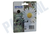 Epson 2666425 Epson printer Inktcartridge T1811 Black 18XL Expression Home XP30, XP102