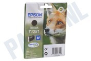 Epson 2666329 Epson printer Inktcartridge T1281 Black Stylus S22, SX125, SX420W