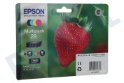 Epson 2666529 Epson printer T2986 Epson 29 Multipack XP235, XP332, XP335