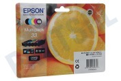 Epson 2890560 Epson printer T3337 Epson 33 Multipack XP530, XP630, XP635, XP830