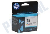 HP 28 Inktcartridge No. 28 Color