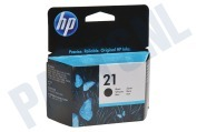 HP 21 Inktcartridge No. 21 Black
