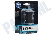 HP 363 Black Inktcartridge No. 363 Black