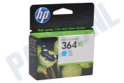 HP 364 XL Cyan Inktcartridge No. 364 XL Cyan
