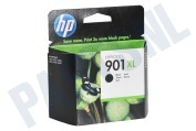 HP 901 XL Black Inktcartridge No. 901 XL Black
