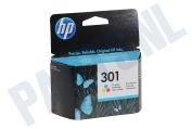HP 301 Color Inktcartridge No. 301 Color