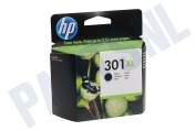 HP 301 XL Black Inktcartridge No. 301 XL Black