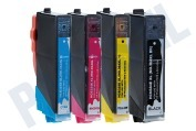 Inktcartridge No. 364 XL 4-pack BK/C/M/Y Multipack