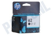 HP 62 Black Inktcartridge No. 62 Black