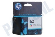 HP Hewlett-Packard 2166689 HP 62 Color  Inktcartridge No. 62 Color Officejet 5740, Envy 5640, 7640