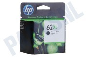 HP Hewlett-Packard 2166688 HP 62 XL Black  Inktcartridge No. 62 XL Black Officejet 5740, Envy 5640, 7640