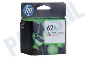 HP Hewlett-Packard 2166727 Hp 62 XL Color  Inktcartridge No. 62 XL Color Officejet 5740, Envy 5640, 7640
