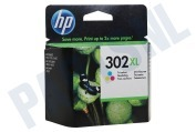 HP Hewlett-Packard 2381592  F6U67AE HP 302XL Color Deskjet 1110, 2130, 3630