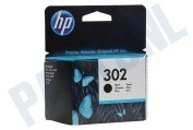 HP Hewlett-Packard 2533724  F6U66AE HP 302 Black Deskjet 1110, 2130, 3630
