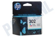 HP Hewlett-Packard 2381687  F6U65AE HP 302 Color Deskjet 1110, 2130, 3630