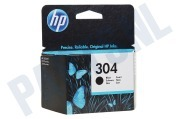 HP Hewlett-Packard 2553229  N9K06AE HP 304 Black Deskjet 3720, 3730