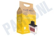 Wecare K12265W4  Inktcartridge Lc 900 Yellow + chip MFC-210 MFC-410CN